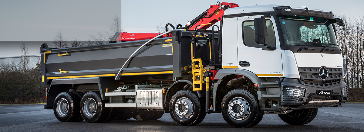 The Mercedes-Benz WorkReady Truck Range at Mertrux Mercedes-Benz