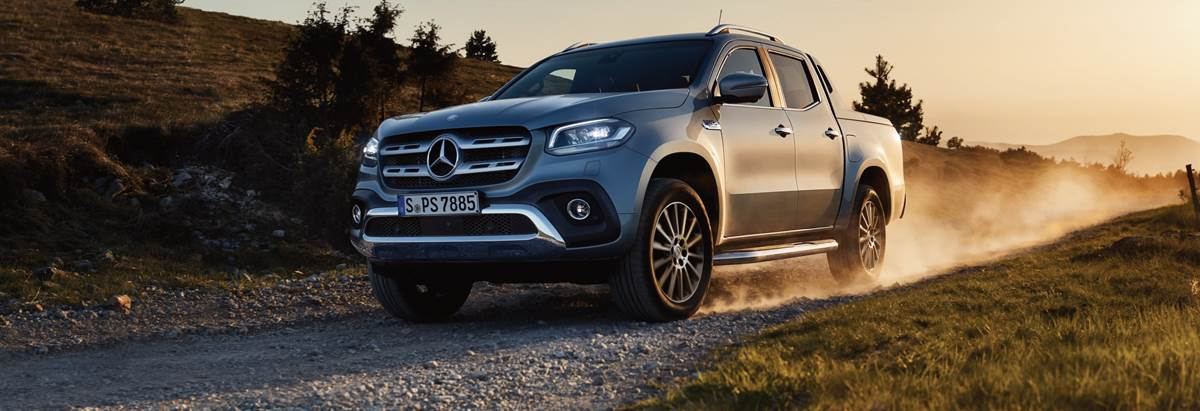 The new X-Class