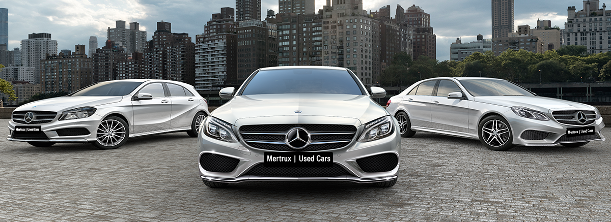 Used Cars at Mertrux Mercedes-Benz